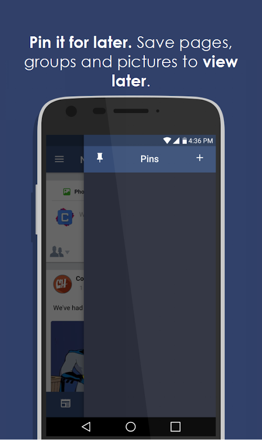 Simple for Facebook Pro Screenshot 2
