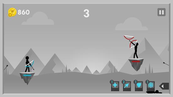 Archer Fighter: Stickman Fight