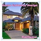 Download Elegant house exterior design APK to PC