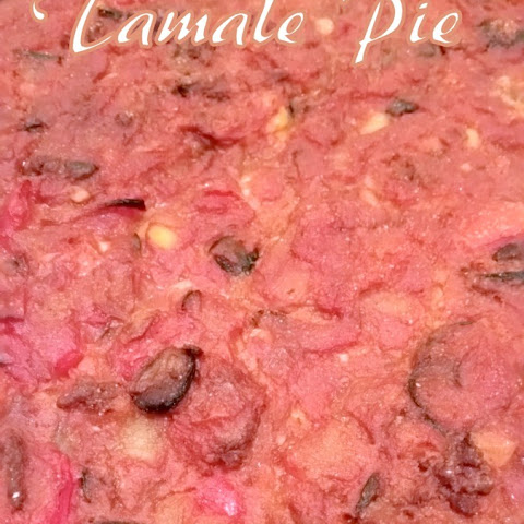 Quick Tamale Pie Casserole