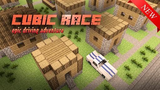 Сubic Race - screenshot