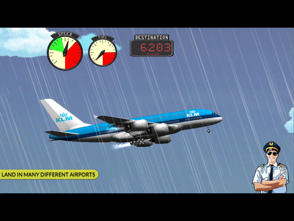 Transporter Flight Simulator ✈ Screenshot 6
