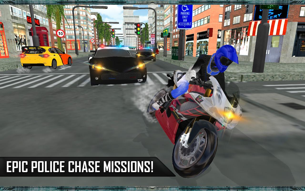 Grand Car Chase Auto Theft 3D Screenshot 8