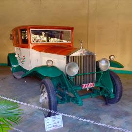 Limousine 1926 model by Anjana Chakraborti - Transportation Automobiles (  )