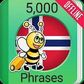 App Learn Norwegian Phrases APK for Windows Phone