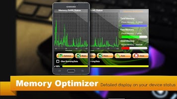 Screenshot of Memory Optimizer FREE