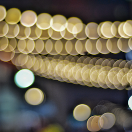 Lights by Adhy L Occhio d'Aquila - Abstract Patterns ( abstract, lights, macro, bokeh,  )