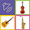 Learn sounds of instruments