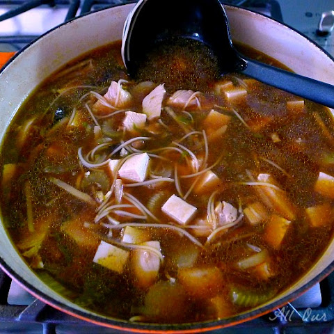 Hot and Sour Soup - All Our Way