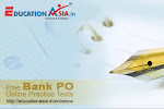 Free Bank Po Online Practice Tests