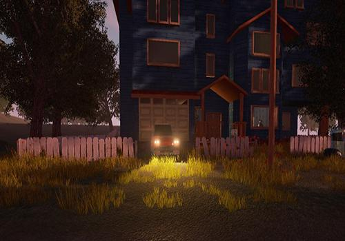 Hello My Neighbor Game For PC