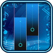 Blue Piano Tiles 2 APK for Bluestacks