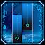 Blue Piano Tiles 2