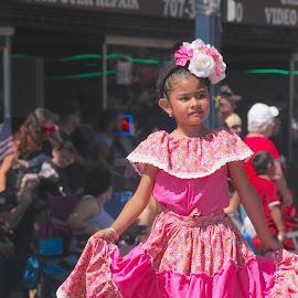 A little Señorita  by Carl Shaver - Babies & Children Children Candids
