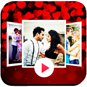 Create your Love stories from your Favorite photos and music APK Icon