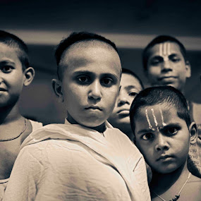 Students to the ancient by Arup Acharjee - Babies & Children Children Candids