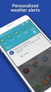 Download Android App Weather - The Weather Channel for Samsung