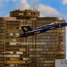 #6 by John Harrison - News & Events Entertainment ( chicago air and water show, jnhphoto, blue angels )