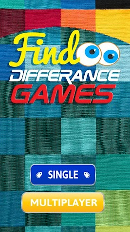 Spot Difference 5 Games New Screenshot