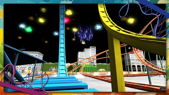 VR Rollercoaster Simulator- screenshot thumbnail