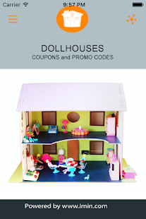 Dollhouses Coupons - I'm In! - screenshot