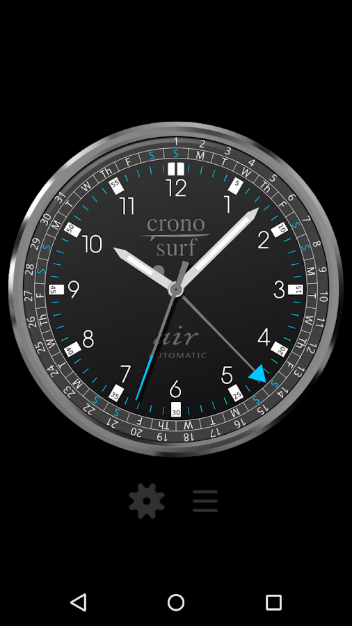 Cronosurf Breeze & Air Pro Screenshot 1
