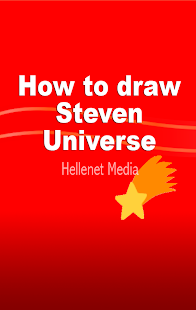 How to draw Steve Univer - screenshot