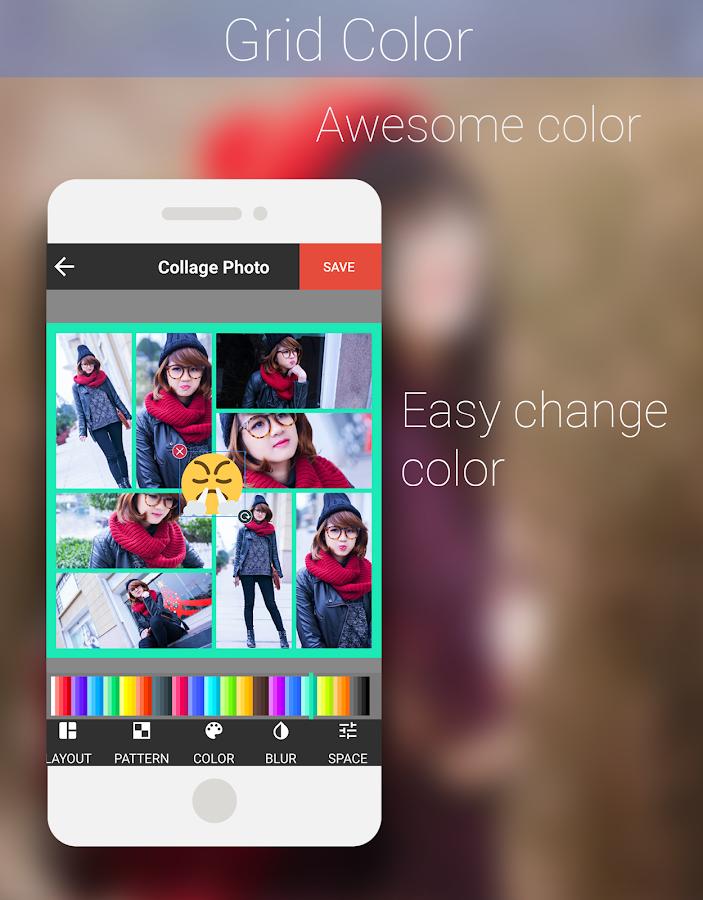 foto collage android apps download. Black Bedroom Furniture Sets. Home Design Ideas