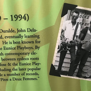 John Delafose  (1939-1994) Born in rural Duralde, John Delafose began playing fiddle as a child, eventually learning harmonica and finally accordion. He is best known for playing accordion and ...