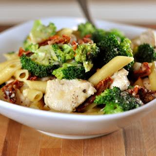 Sun Dried Tomato Broccoli Pasta Chicken Recipes