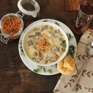 "Chicken ""Wild Rice"" Soup"