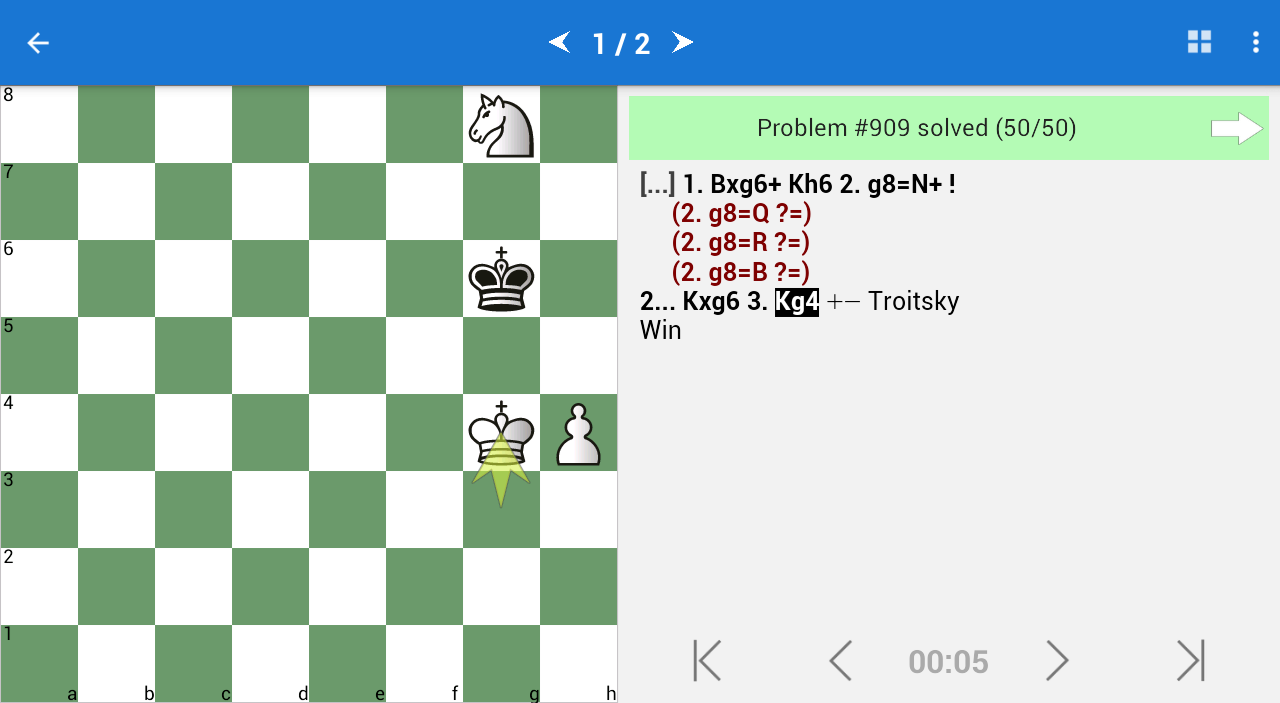 Chess: From Beginner to Club Screenshot 17