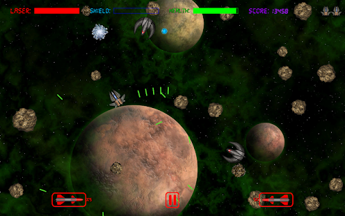 Kuiperoids - screenshot