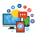 App Telegram India MultiSocial apk for kindle fire