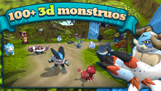 Terra Monsters 3 Screenshot
