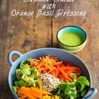 Orange Basil Dressing Recipes