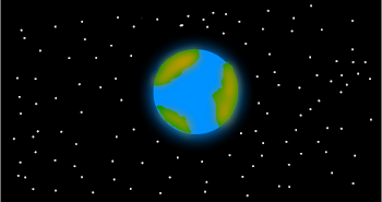 Earth in the space :P :P :*