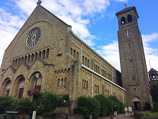 photo de Notre-Dame des Grâces (église du Chant d'Oiseau)
