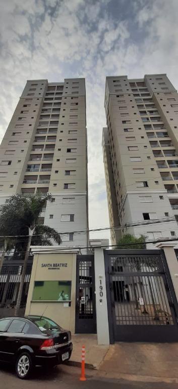 Apartamento para alugar, 106 m² por R$ 1.500,00/mês - São Benedito - Uberaba/MG