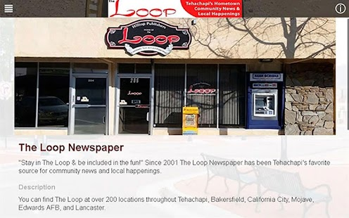 The Loop newspaper - screenshot
