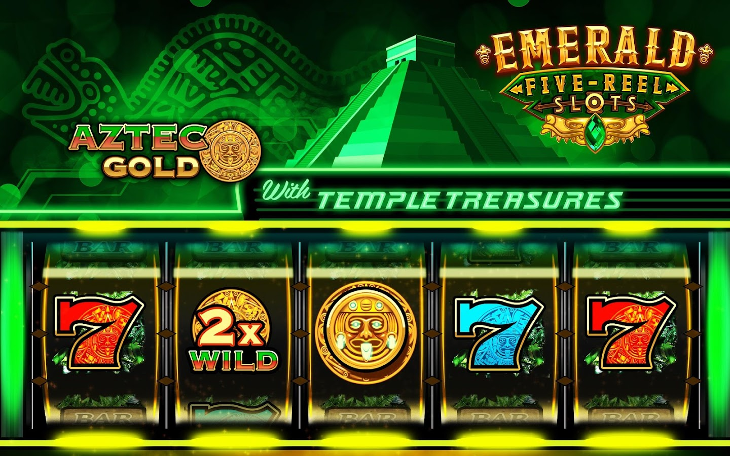 Emerald 5-Reel Free Slots Screenshot 6
