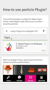Gentlemen1-Magic Finger Plugin - screenshot