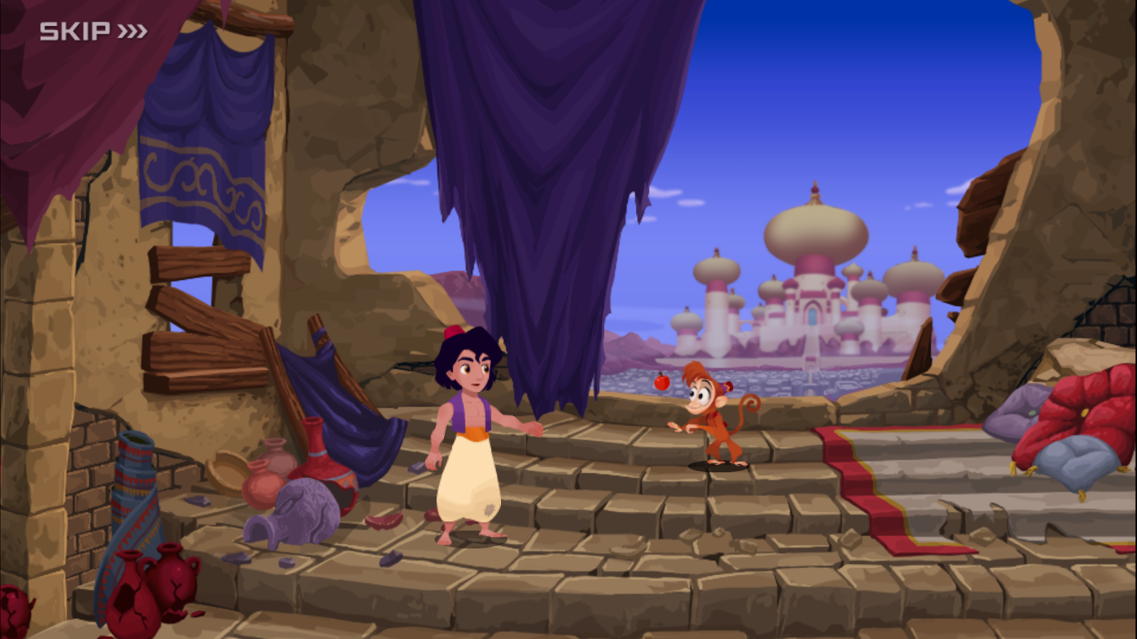 KINGDOM HEARTS Unchained χ Screenshot 10