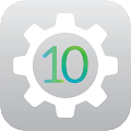 Control Panel - iControl OS 10 APK for Bluestacks