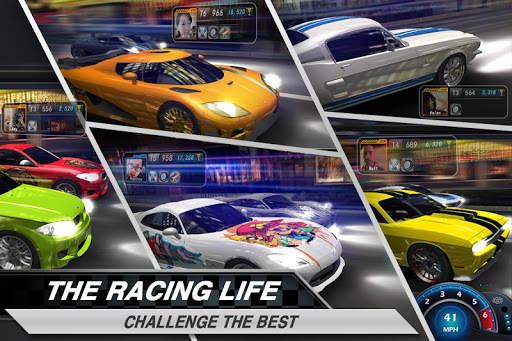 Light Show Racing Online - screenshot