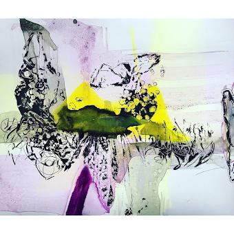 Joana Fischer, Plastiklandschaft II - Plastic landscape II