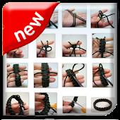 Download Bracelet Of Yarn Tutorial APK on PC