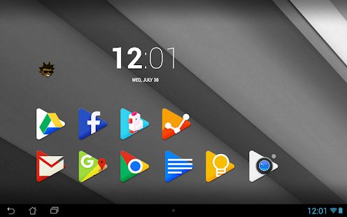 PLAY - Icon Pack- screenshot thumbnail