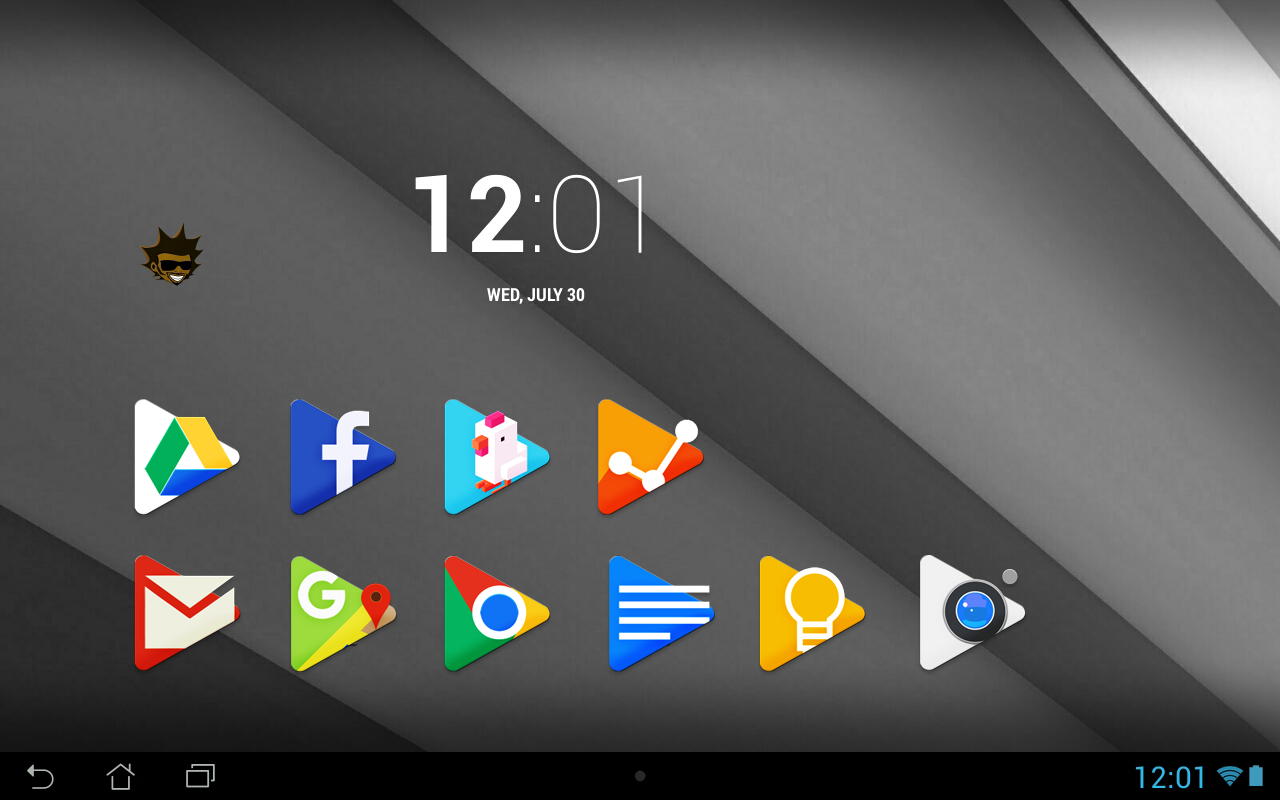 PLAY - Icon Pack Screenshot 2