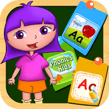 Alphabet ABC baby kids games